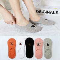 Summer Women Casual Cotton Cat Short Socks Cute Boat Sock Sports Gift Sock