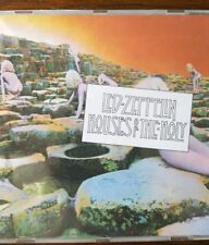 Led Zeppelin Houses Of The Holy Atlantic 19130-2  USA Europe 50014 Classic Rock