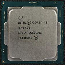 Intel Core I5-8400 2.6ghz CPU Processor (Socket 1151 v2)