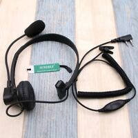 For Kenwood Radio Handfree Over Head Earpiece/Headset  TH-47,TH-47A,TH-47E,TH-48