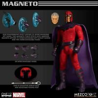 Mezco Toys The One:12 Collective Magneto 1/12th Figure 6in. New Hot Toy In Stock