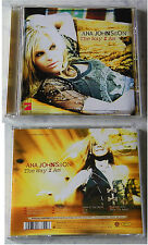 ANA JOHNSSON The Way I Am .. 2004 Epic CD TOP