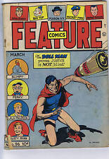 Feature Comics #96 Quality Pub 1946