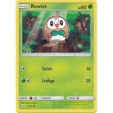 Grass Base Set Pokémon Individual Cards with Holo