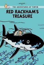 Adven. of Tintin Red Rackham's Treasure (Paperback or Softback)