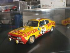 Trofeu  2314 - Ford Capri 2600 RS Tour Auto 1972 #65 - 1:43 Made in Portugal