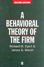 Behavioral Theory of the Firm-ExLibrary