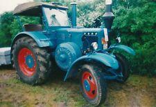 Oldtimer Traktor Lanz Bulldog Foto ca. 10 x 15 cm Sammlungsauflösung - ds956c