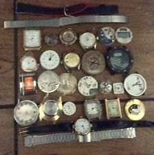 Watch Bands And Parts Vintage