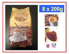 8 x 200g *TRADITIONAL* Greek - Cypriot Rich Ground *Coffee* (Charalambous) UK