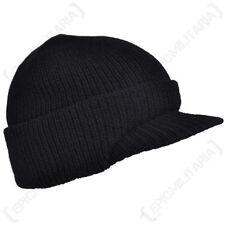 Cappelli da uomo blu 100% Lana