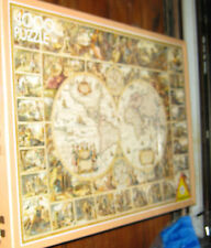 new world map platnik jigsaw puzzle ferdplatnik & sons vienna 5438 4000 piece