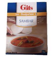 Gits Sambhar Breakfast Mix In 3 Easy Steps No Artificial Colour 100% Vegetarian