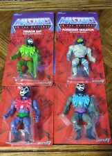 Masters of the Universe Super7 Curse of the Three Terrors Complete Set Skeletor