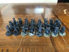 Games Workshop Lord of the Rings Metal Gondorian Bowmen x24 Lot