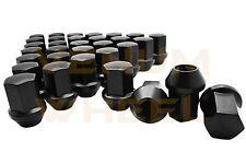 Cadillac CTS 14x1.5 Black Factory Style Lug Nuts 14x1.5 Thread Pitch 2008-2017