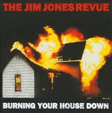 Burning Your House Down by The Jim Jones Revue (CD, Sep-2013, Conveyor)