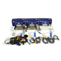 (Lot of 3) ATEN CS1734b CubiQ 4-Port PS/2-USB 2.0 Hub VGA/Audio KVMP Switch