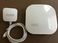 Genuine EERO Pro B010001 2nd Generation AC Tri-Band Mesh Router - White