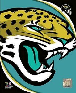 "Jacksonville Jaguars NFL Team Logo Photo (Size: 8"" x 10"")"