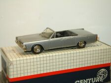 Lincoln Continental Convertible 1965 - Century 14 France in Box *34303