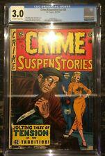 Crime SuspenStories #25 CGC 3.0 EC Comics
