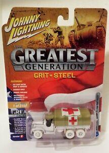 Johnny Lightning / White Lightning WWII GMC CCKW 2 1/2 Ton  6X6 Truck