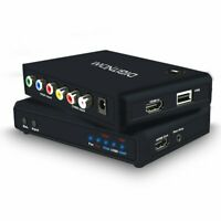 DIGITNOW!Full HD Game Video Capture 1080P HDMI YPbPr Recorder Converter Adapter