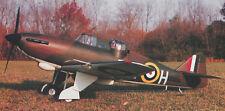 1/6 Scale British WW II Boulton Paul Defiant Plans, Templates, Instructions 73ws