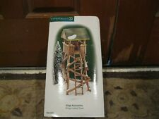 D 56 Department 56 Village Accessories Lookout Tower
