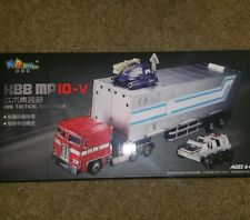 Optimus Prime KBB MP10-V Trailer Only Alloy Version Transformers Masterpiece