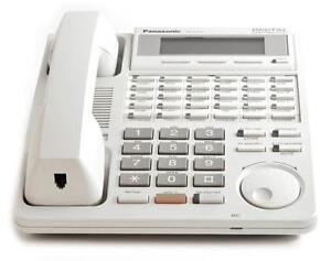 Fully Refurbished Panasonic KX-T7453 Digital Telephone (White)