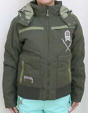 Analog Sub Bomb Snowboard Jacket (S) Moss Green