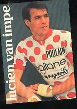 Lucien VAN IMPE Cyclisme TOUR DE FRANCE 1976 Cycling ciclismo GITANE CAMPAGNOLO
