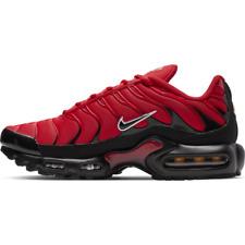 Nike Air Max Plus 852630-603 University Red Back White Men's Sportswear Shoes