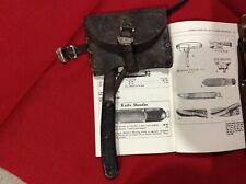 MSA Marble's Pocket Safety Axe with 1905 Belt Sheath
