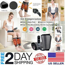 Arm Leg Massager For Restless Legs Compression Machine Circulation Battery