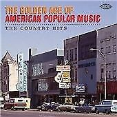 Various Artists - Golden Age of American Popular Music (The Country Hits, 2008)