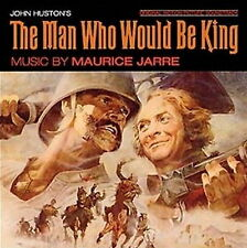 THE MAN WHO WOULD BE KING / Maurice Jarre / LTD OST CD NEW