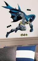 BATMAN BOLD JUSTICE GiaNT WALL DECALS DC Comics Hero Stickers NEW Bedroom Decor