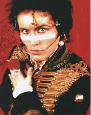 ADAM ANT Autographed Signed Photograph - To Eve