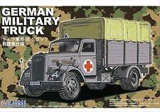 Fujimi 1/72nd Scale German Military Truck Kit No. 722238