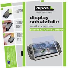 2x Pellicola Protettiva per Archos GamePad MATT Proteggi schermo test vincitore rivista C 'T