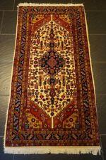 Orientteppich Handgeknüpfter TÄBRIZ Sarough 140 cm x 70 cm Carpet Tapetto Rug