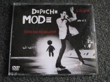 Depeche Mode-John the Revelator DVD Video-Maxi CD-2006 EU