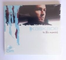 KASCADE IN THE MOMENT MUSIC CD ALBUM OM RECORDS NEW & SEALED
