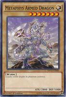 Metaphys Armed Dragon Common 1st Edition Yugioh Card MP15-EN060