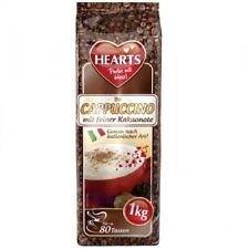 Hearts Cappuccino feine Kakaonote 10 x 1kg Typ Italienisch