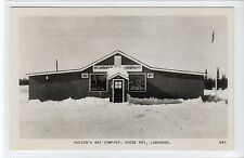 HUDSON'S BAY COMPANY, GOOSE BAY: Labrador Canada postcard (C16854)
