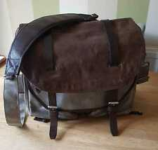 Wotancraft Atelier Avenger Camera Bag in Vintage Grey - NO LONGER MADE!